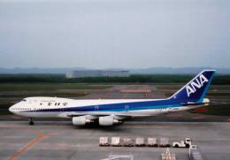 North1973さんが、新千歳空港で撮影した全日空 747SR-81の航空フォト(飛行機 写真・画像)