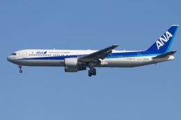 mameshibaさんが、羽田空港で撮影したエアージャパン 767-381/ERの航空フォト(飛行機 写真・画像)
