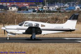 Chofu Spotter Ariaさんが、龍ケ崎飛行場で撮影した日本個人所有 PA-28R-201 Arrowの航空フォト(飛行機 写真・画像)