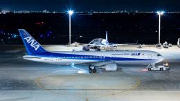 やまのクマさんさんが、福岡空港で撮影したエアージャパン 767-381/ERの航空フォト(飛行機 写真・画像)