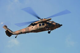 NIKKOREX Fさんが、相馬原駐屯地で撮影した陸上自衛隊 UH-60JAの航空フォト(飛行機 写真・画像)