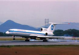 North1973さんが、高松空港で撮影したウラジオストク航空 Tu-154Mの航空フォト(飛行機 写真・画像)