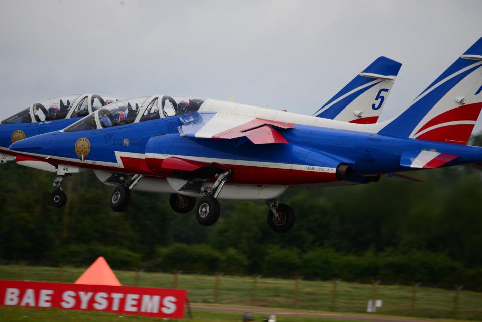 brasovさんのフランス空軍 Dassault/Dornier (F-UHRF) 航空フォト