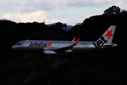 M.airphotoさんが、福岡空港で撮影したジェットスター・ジャパン A320-232の航空フォト(飛行機 写真・画像)