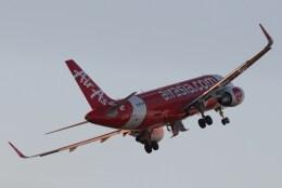 BOEING737MAX-8さんが、中部国際空港で撮影したエアアジア・ジャパン A320-216の航空フォト(飛行機 写真・画像)