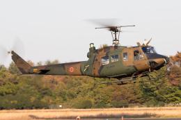 KANTO61さんが、立川飛行場で撮影した陸上自衛隊 UH-1Jの航空フォト(飛行機 写真・画像)