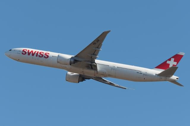 航空フォト:HB-JNF スイスインターナショナルエアラインズ 777-300