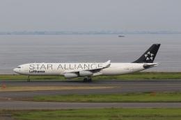 OS52さんが、羽田空港で撮影したルフトハンザドイツ航空 A340-313Xの航空フォト(飛行機 写真・画像)