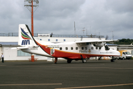JAパイロットさんが、壱岐空港で撮影した壱岐国際航空 Do 228-200の航空フォト(飛行機 写真・画像)