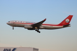 シゲキックスさんが、成田国際空港で撮影した四川航空 A330-243Fの航空フォト(飛行機 写真・画像)