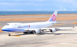 tamtam3839さんが、中部国際空港で撮影したチャイナエアライン 747-409F/SCDの航空フォト(飛行機 写真・画像)