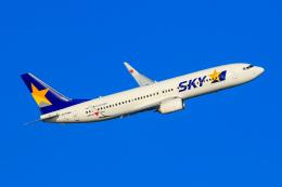 航空フォト:JA737T スカイマーク 737-800
