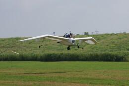 wdb201126さんが、関宿滑空場で撮影したペットワークス OpenSky M-02Jの航空フォト(飛行機 写真・画像)
