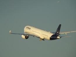 kayさんが、羽田空港で撮影したルフトハンザドイツ航空 A350-941の航空フォト(飛行機 写真・画像)
