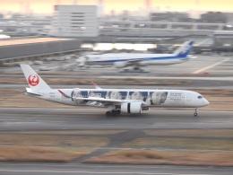 kayさんが、羽田空港で撮影した日本航空 A350-941の航空フォト(飛行機 写真・画像)