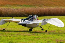 Naoki_Oさんが、関宿滑空場で撮影したペットワークス OpenSky M-02Jの航空フォト(飛行機 写真・画像)
