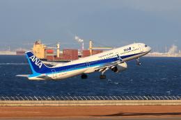 わんだーさんが、中部国際空港で撮影した全日空 A321-272Nの航空フォト(飛行機 写真・画像)