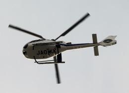 voyagerさんが、東京ヘリポートで撮影したエアバス・ヘリコプターズ・ジャパン EC130T2の航空フォト(飛行機 写真・画像)