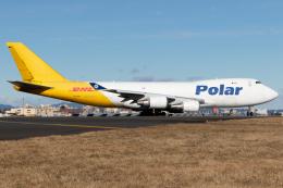 tg36aさんが、横田基地で撮影したポーラーエアカーゴ 747-46NF/SCDの航空フォト(飛行機 写真・画像)