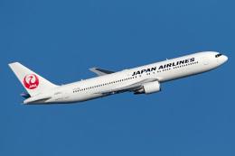 tg36aさんが、羽田空港で撮影した日本航空 767-346/ERの航空フォト(飛行機 写真・画像)