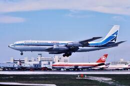 パール大山さんが、マイアミ国際空港で撮影したアルゼンチン航空 707-387Cの航空フォト(飛行機 写真・画像)