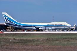 パール大山さんが、マイアミ国際空港で撮影したアルゼンチン航空 747-287Bの航空フォト(飛行機 写真・画像)