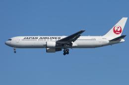 mameshibaさんが、羽田空港で撮影した日本航空 767-346/ERの航空フォト(飛行機 写真・画像)