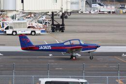 しょうせいさんが、岡山空港で撮影した日本個人所有 FA-200-180 Aero Subaruの航空フォト(飛行機 写真・画像)