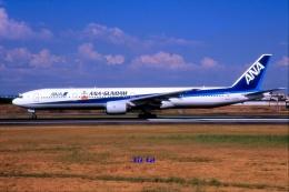キットカットさんが、伊丹空港で撮影した全日空 777-381の航空フォト(飛行機 写真・画像)