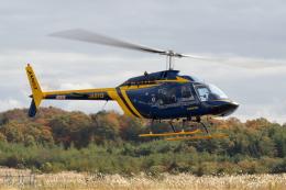 Gripen-YNさんが、能登空港で撮影したジャネット 206B JetRanger IIIの航空フォト(飛行機 写真・画像)