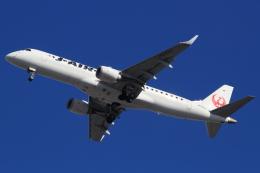 キイロイトリさんが、伊丹空港で撮影したジェイエア ERJ-190-100(ERJ-190STD)の航空フォト(飛行機 写真・画像)