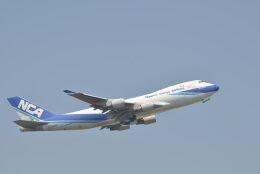 みすちゃんさんが、成田国際空港で撮影した日本貨物航空 747-4KZF/SCDの航空フォト(飛行機 写真・画像)