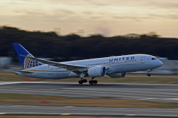 Souma2005さんが、成田国際空港で撮影したユナイテッド航空 787-8 Dreamlinerの航空フォト(飛行機 写真・画像)