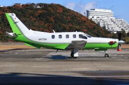 korosukeさんが、南紀白浜空港で撮影した日本法人所有 TBM-700の航空フォト(飛行機 写真・画像)