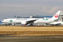 Cozy Gotoさんが、成田国際空港で撮影した日本航空 777-346/ERの航空フォト(飛行機 写真・画像)
