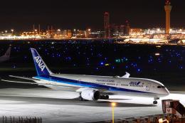 HNANA787さんが、羽田空港で撮影した全日空 787-9の航空フォト(飛行機 写真・画像)