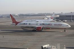m_aereo_iさんが、成田国際空港で撮影したエア・インディア 777-337/ERの航空フォト(飛行機 写真・画像)