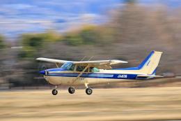 Nao0407さんが、松本空港で撮影した東京航空 172P Skyhawk IIの航空フォト(飛行機 写真・画像)