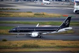 T.Sazenさんが、羽田空港で撮影したスターフライヤー A320-214の航空フォト(飛行機 写真・画像)