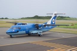 344さんが、天草飛行場で撮影した天草エアライン ATR-42-600の航空フォト(飛行機 写真・画像)