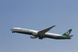 344さんが、関西国際空港で撮影したエバー航空 777-36N/ERの航空フォト(飛行機 写真・画像)