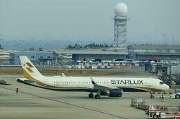 mat-matさんが、関西国際空港で撮影したスターラックス・エアラインズ A321-252NXの航空フォト(飛行機 写真・画像)