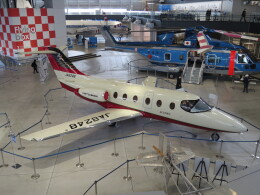 F.YUKIHIDEさんが、名古屋飛行場で撮影した三菱重工業 MU-300 Diamond 1の航空フォト(飛行機 写真・画像)