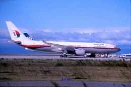 キットカットさんが、中部国際空港で撮影したマレーシア航空 A330-223の航空フォト(飛行機 写真・画像)