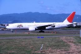 キットカットさんが、伊丹空港で撮影した日本航空 777-246の航空フォト(飛行機 写真・画像)