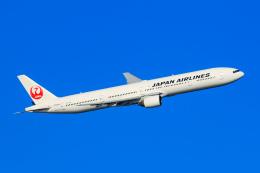オポッサムさんが、羽田空港で撮影した日本航空 777-346の航空フォト(飛行機 写真・画像)