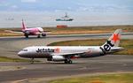関西国際空港 - Kansai International Airport [KIX/RJBB]で撮影されたジェットスター・ジャパン - Jetstar Japan [GK]の航空機写真