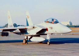 masahiさんが、入間飛行場で撮影した航空自衛隊 F-15DJ Eagleの航空フォト(飛行機 写真・画像)