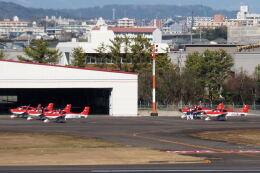 ワイエスさんが、宮崎空港で撮影したジャパン・ジェネラル・アビエーション・サービス SR22の航空フォト(飛行機 写真・画像)