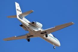 キャスバルさんが、ユマ国際空港で撮影したSDKT PROPERTIES 550B Citation Bravoの航空フォト(飛行機 写真・画像)